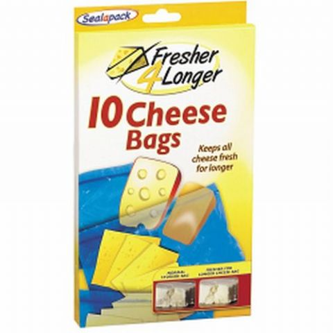 10 Reusable Cheese Food Bags